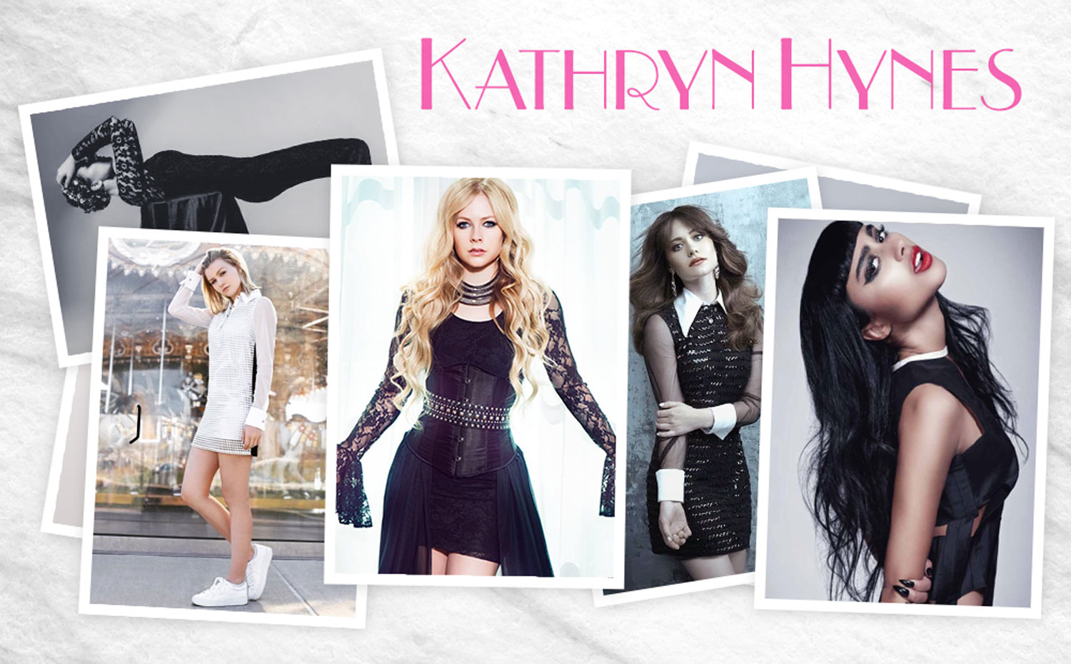 Kathryn Hynes Spring/Summer 2014 Collection